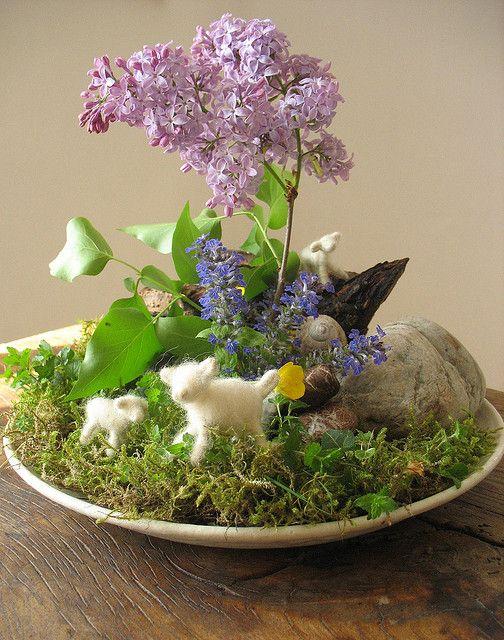 Nature Table April
