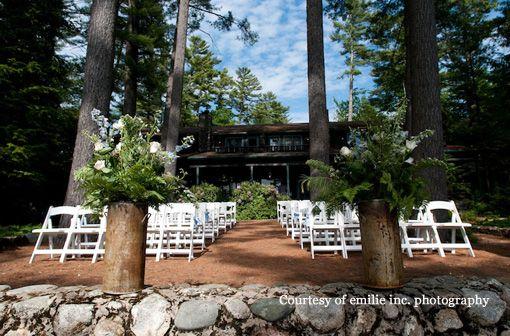 Migis Lodge On Sebago Lake South Casco Me Weddings In Maine