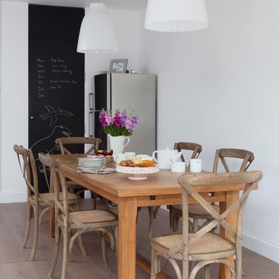 rustic dining chairs uk bedroom ebay modern room design ideas beautiful kitchens housetohome co