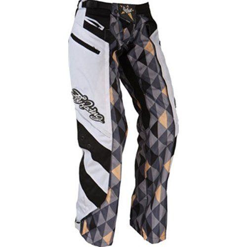 Bootcut motocross pants
