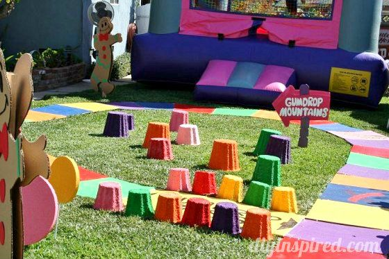 Candy Land Birthday Party Part Two Candy Land Theme Candyland