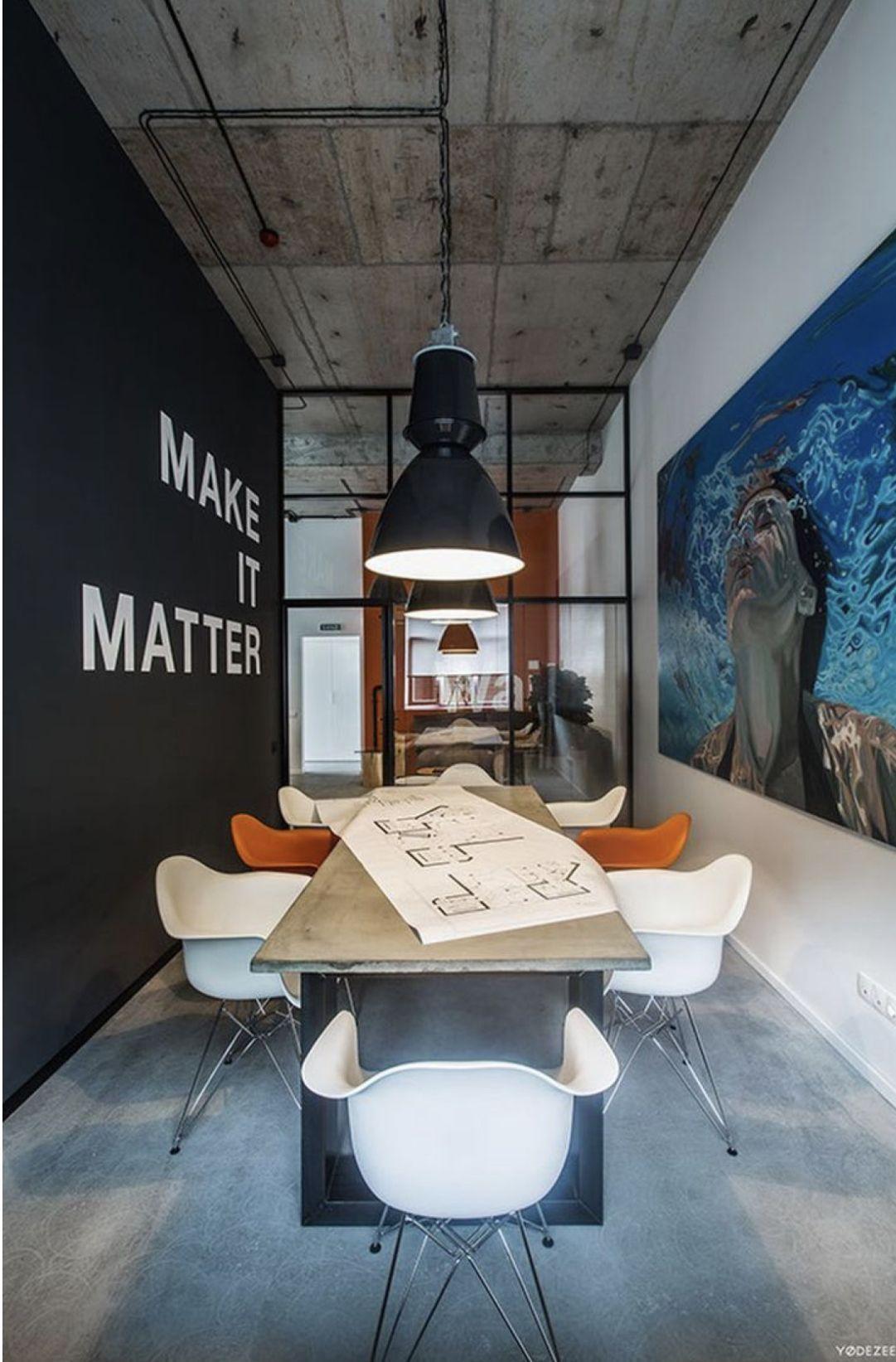 Get The Best Looking Office Ever Https Www Delightfull Eu En More Inspirations Office Lighting Modern Office Decor Modern Office Space Office Interiors