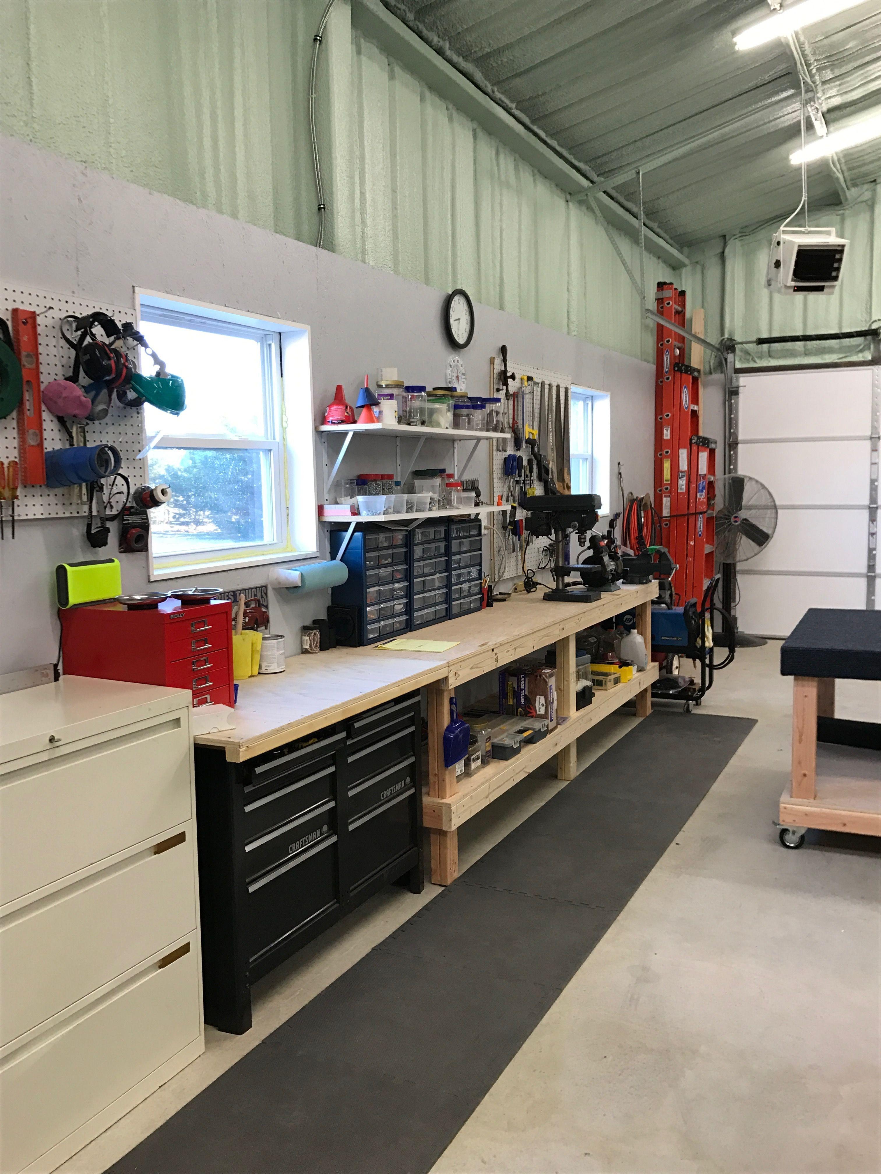 pingl par mathis pereira sur garage rangement outil garage amenagement garage et rangement. Black Bedroom Furniture Sets. Home Design Ideas