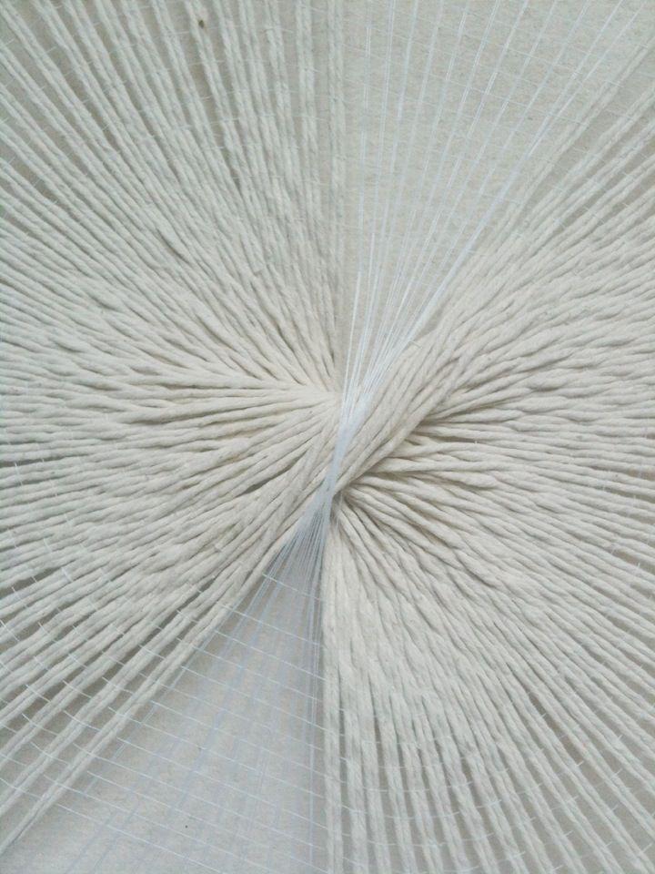 Day 106 string yarn weave circle nest 365 nest