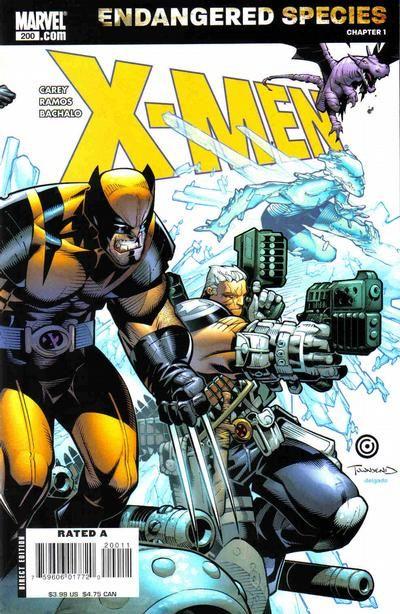 X Men Vol 2 200 By Chris Bachalo Tim Townsend X Men Marvel Comic Covers