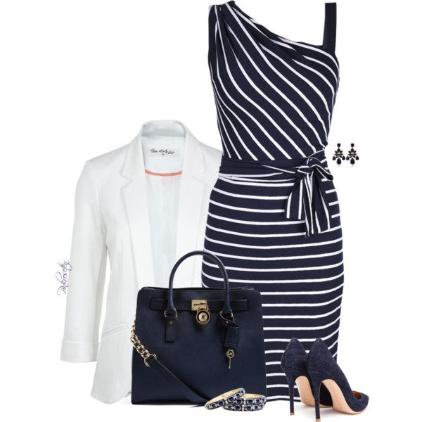 A fashion look from March 2014 featuring Lola dresses, Miss Selfridge jackets and Gianvito Rossi pumps. Browse and shop related looks.