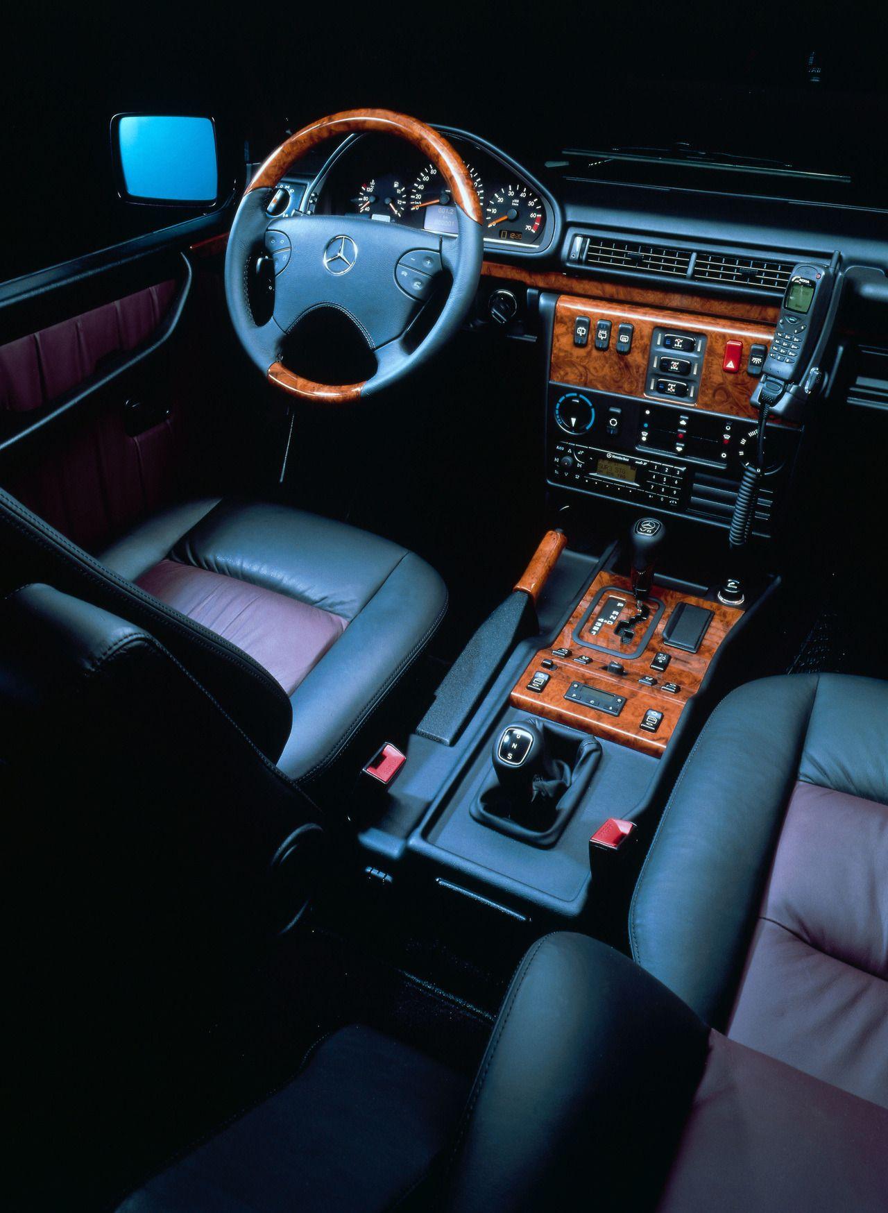1993 Mercedes Benz 500 Ge Mercedes Interior Mercedes Benz Mercedes Benz G500