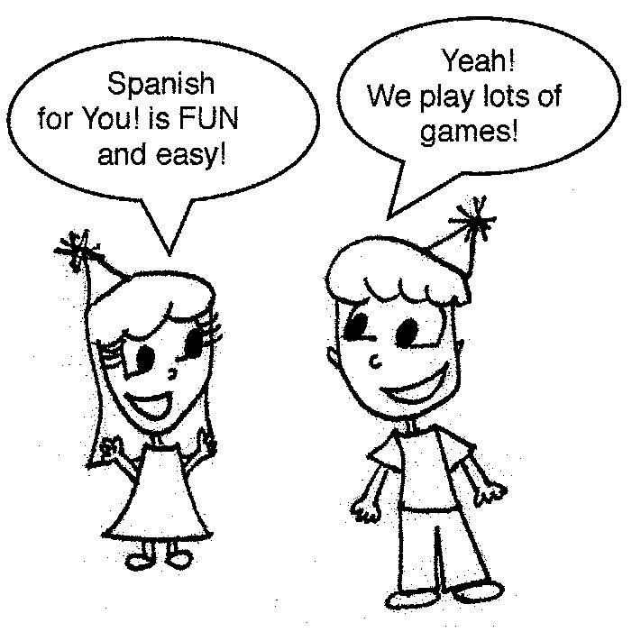 spanish curriculum games activities spanish immersion spanish worksheets spanish language. Black Bedroom Furniture Sets. Home Design Ideas