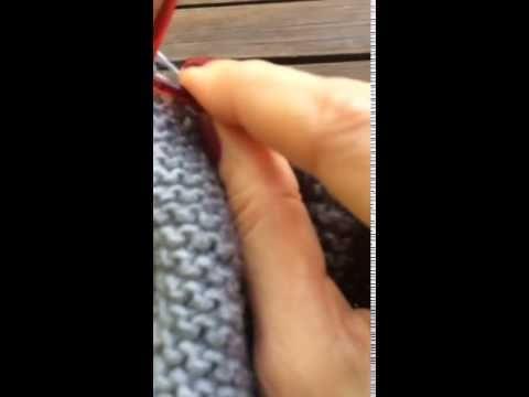Photo of Trachtentuch – knit a triangular scarf like DreiTracht – gluten-free recipes & creative …