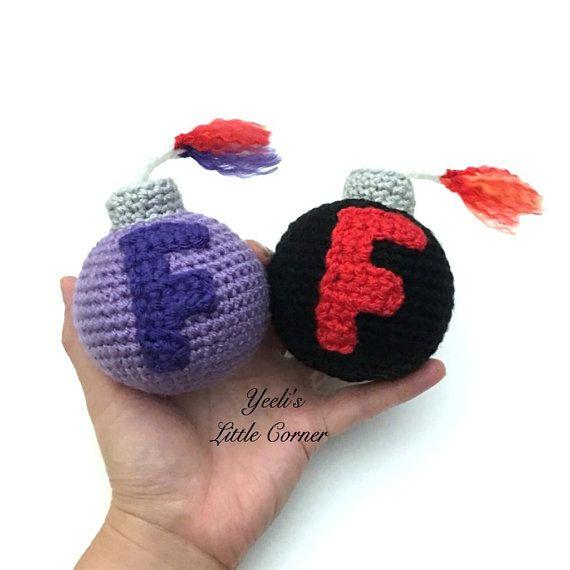 F Bomb novelty gift by Yeelis Little Corner