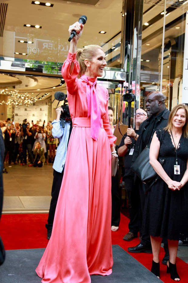 Céline Dion partage une photo souvenir de lADISQ!