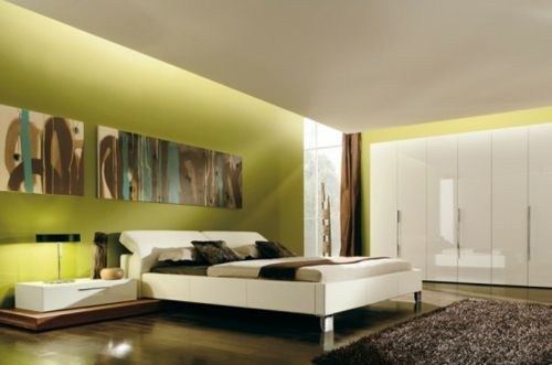 Schlafzimmer Modern ~ Frische wanddeko im schlafzimmer schlafzimmer pinterest