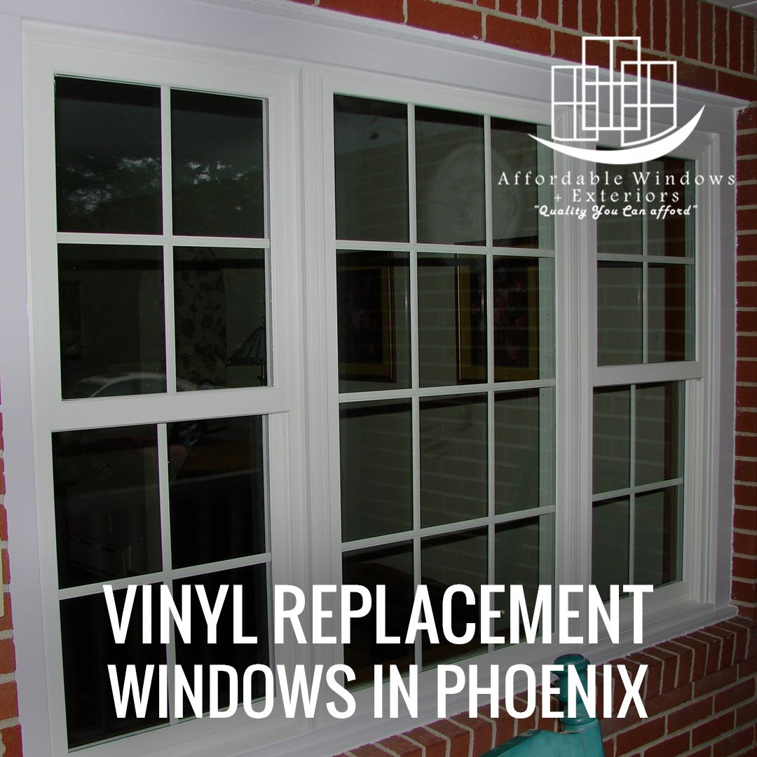 There Are Many Affordable Yet Attractive Window Materials You Can Choose From But Why Choose Vinyl Altho Windows Affordable Windows Vinyl Replacement Windows