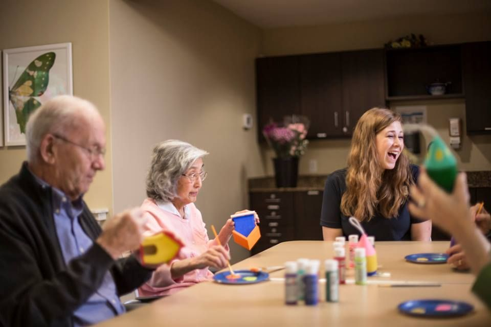 Retirement at Aegis Living is about community, compassion