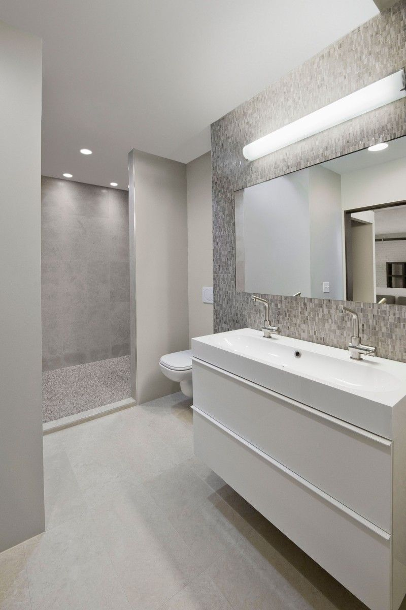 Delin Boiler Room By Stack Co Modern Bathroom Design Modern Bathroom Bathroom Design