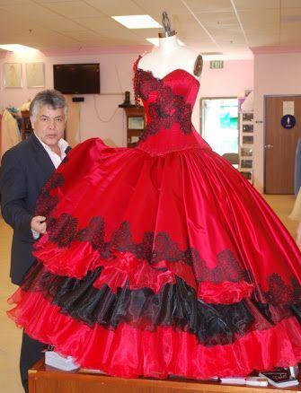Vestidos De Xv Años De Diseñadores Mexicanos Buscar Con