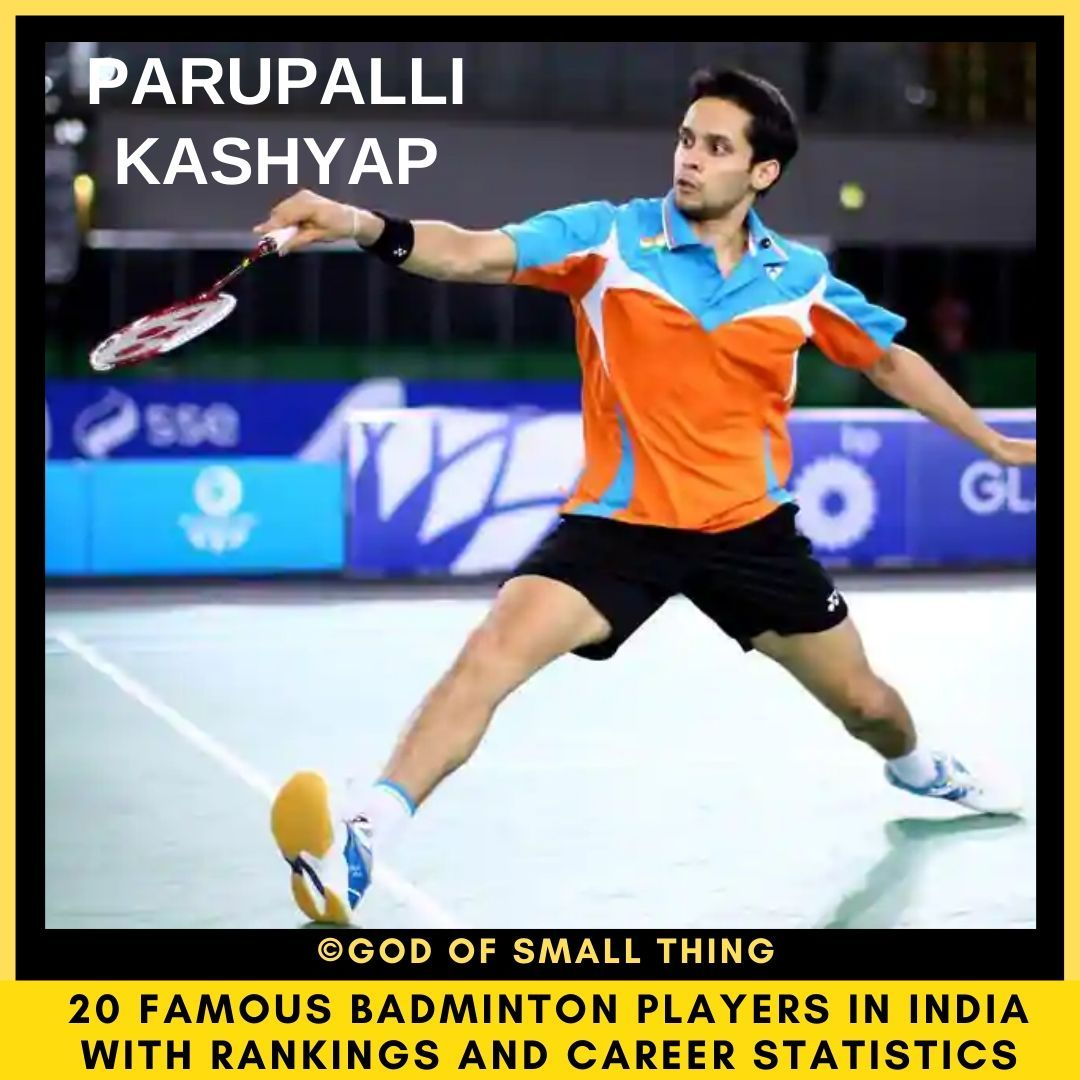 Pin On Best Badminton Players Of India