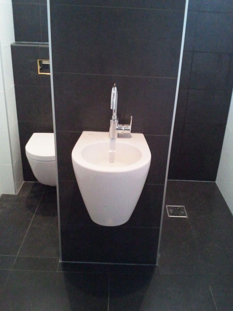 Goed idee voor mijn mini badkamer.   Bathroom   Pinterest   Small ...