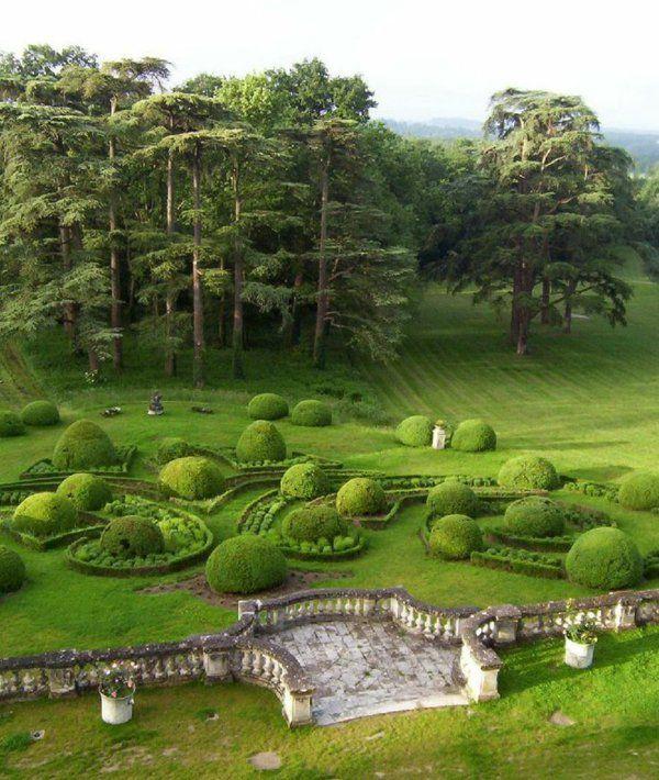Gartenideen Mit Pflanzfiguren | Terrasse | Pinterest Terrasse Im Garten Herausvorderungen