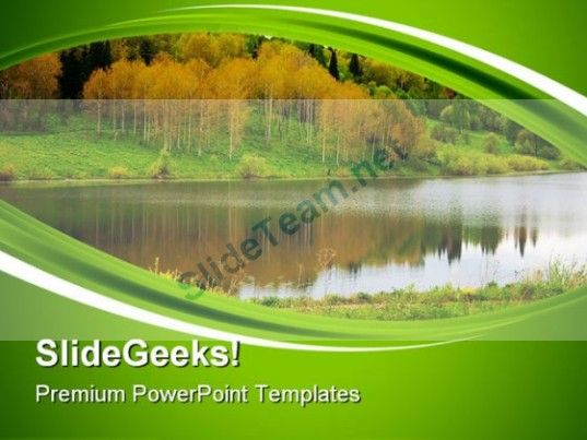 Wood Nature Environment Powerpoint Templates And Powerpoint