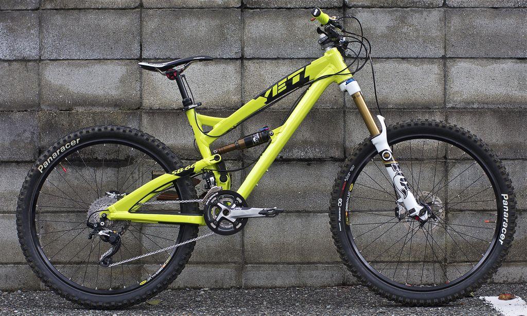 Yeti SB-66 limestyle mountain bike   Mountain bike obsession   Pinterest