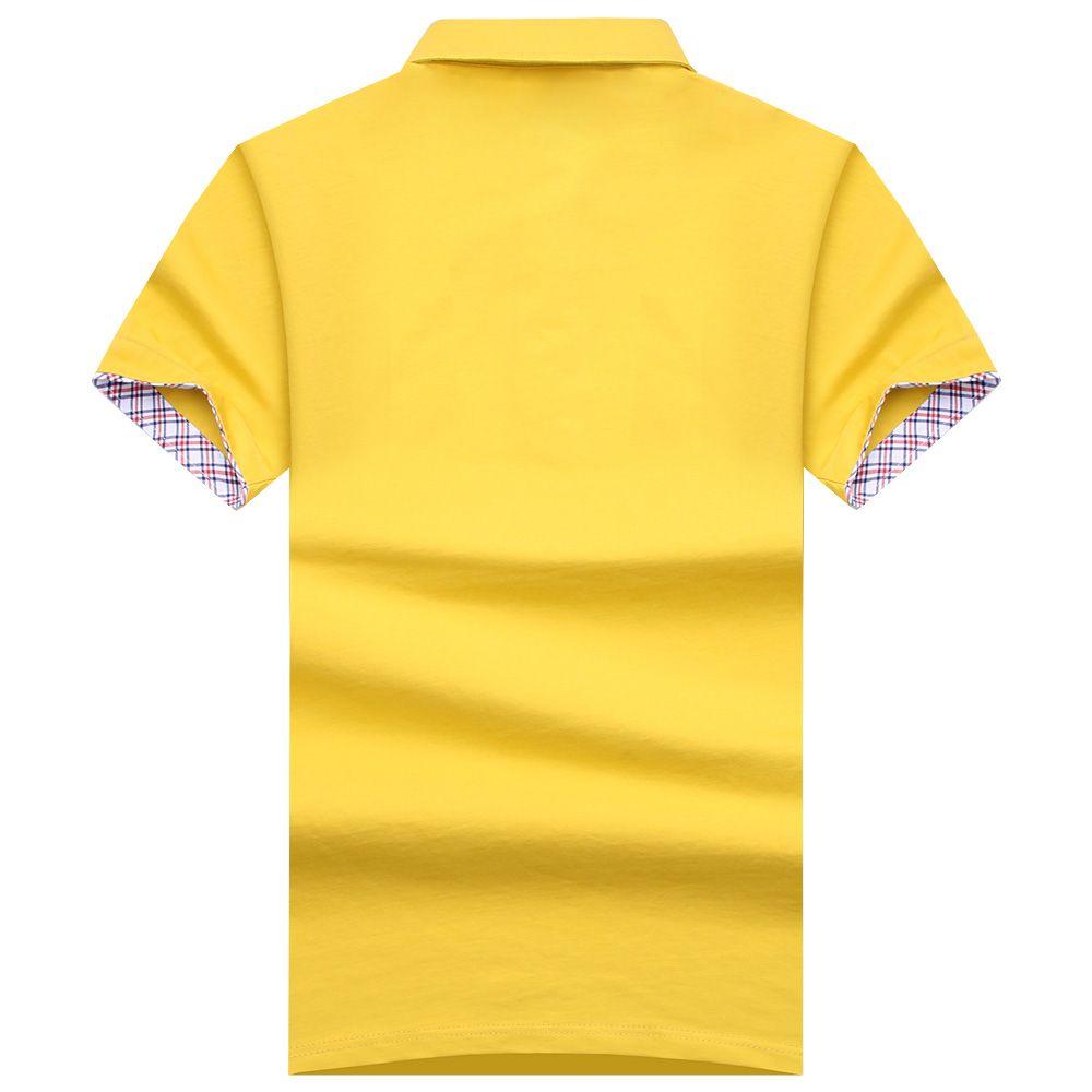 Buy Plus Size S 8xl 2017 England Style Men Polo Shirt Summer Short