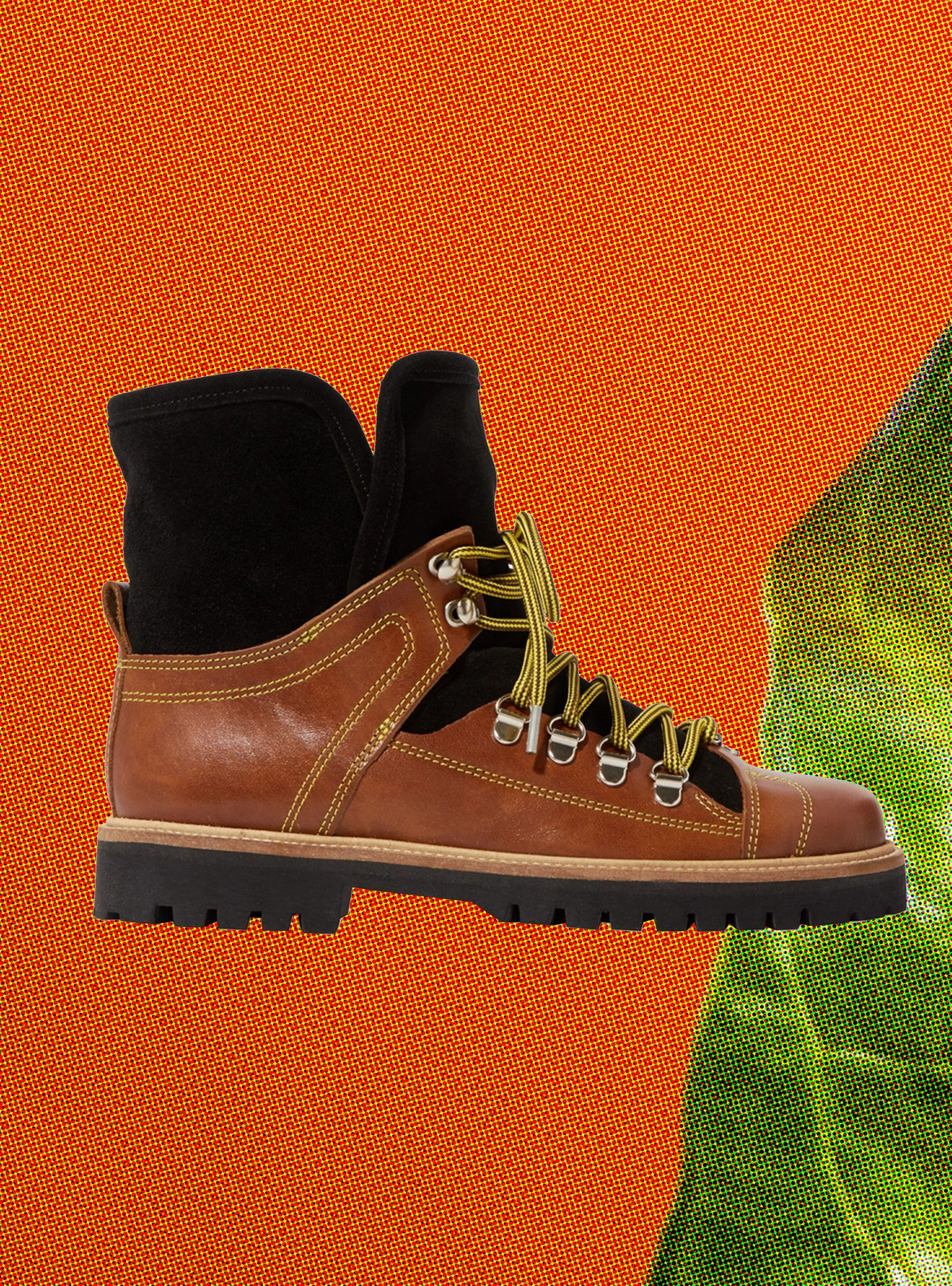 a0de3d7662d 15 Pairs Of Chic Hiking Boots That Can Be Worn Off The Mountain ...