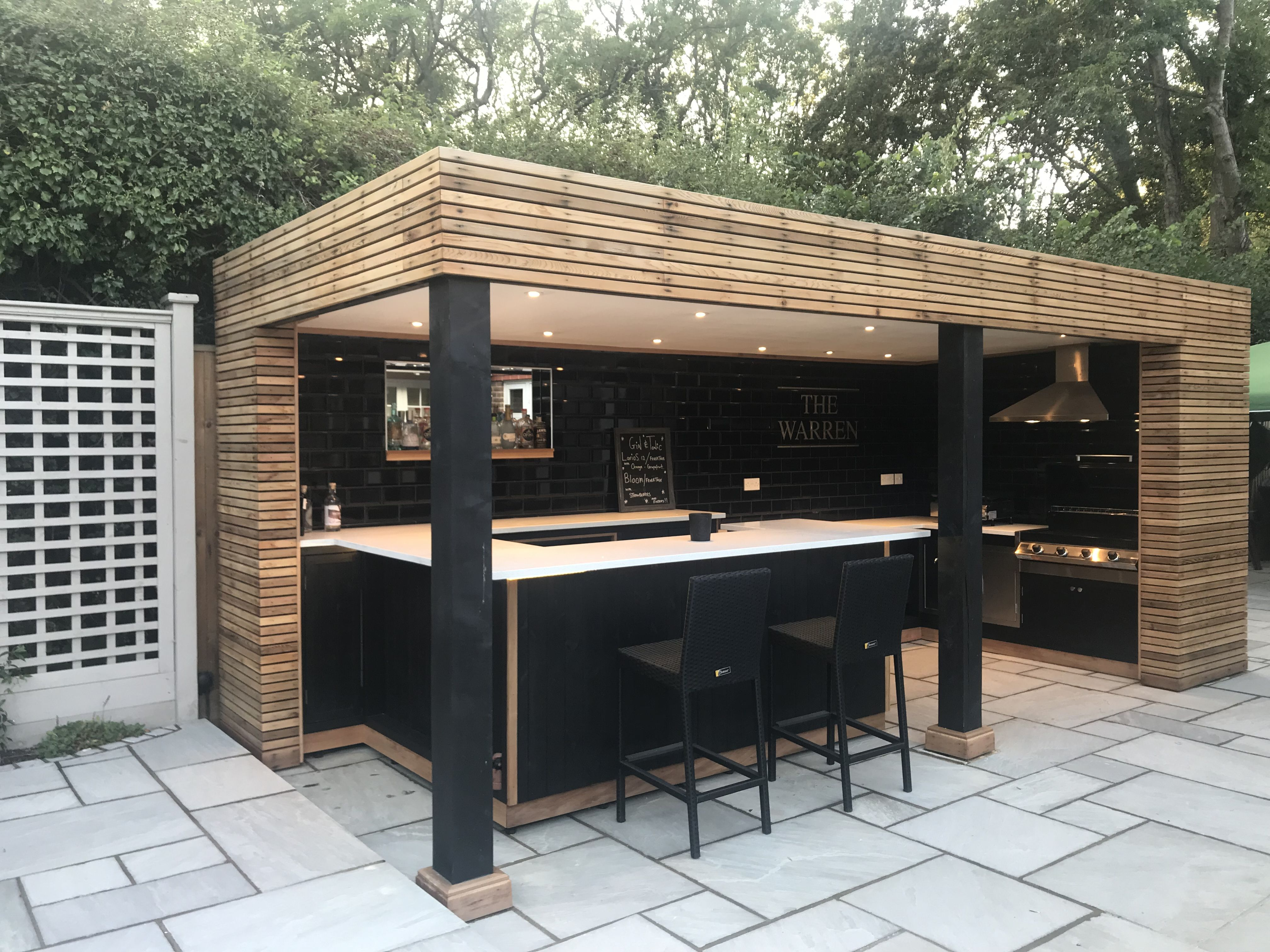 Bar Grill Outdoor Kitchen Design Patio Design Backyard Patio Designs Modern backyard bar ideas