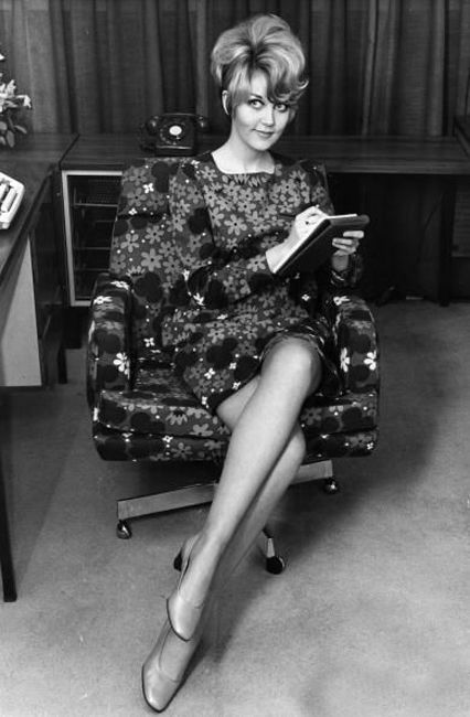 A matching chair and secretary.