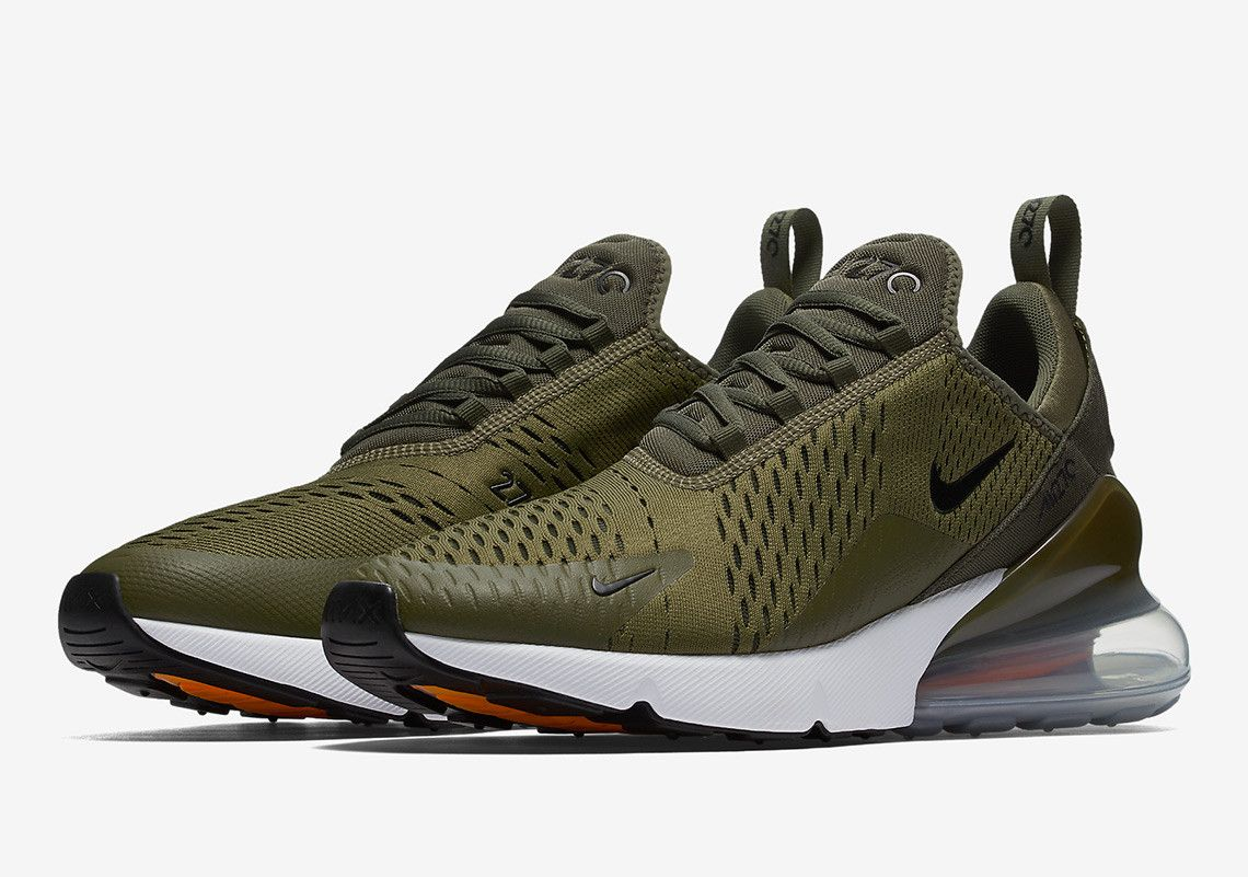 20878524a7fe0 Nike Air Max 270 Medium Olive | Footwear | Nike lifestyle shoes ...