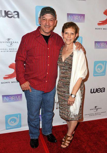 Troy Landry with endearing, Wife Bernita Landry
