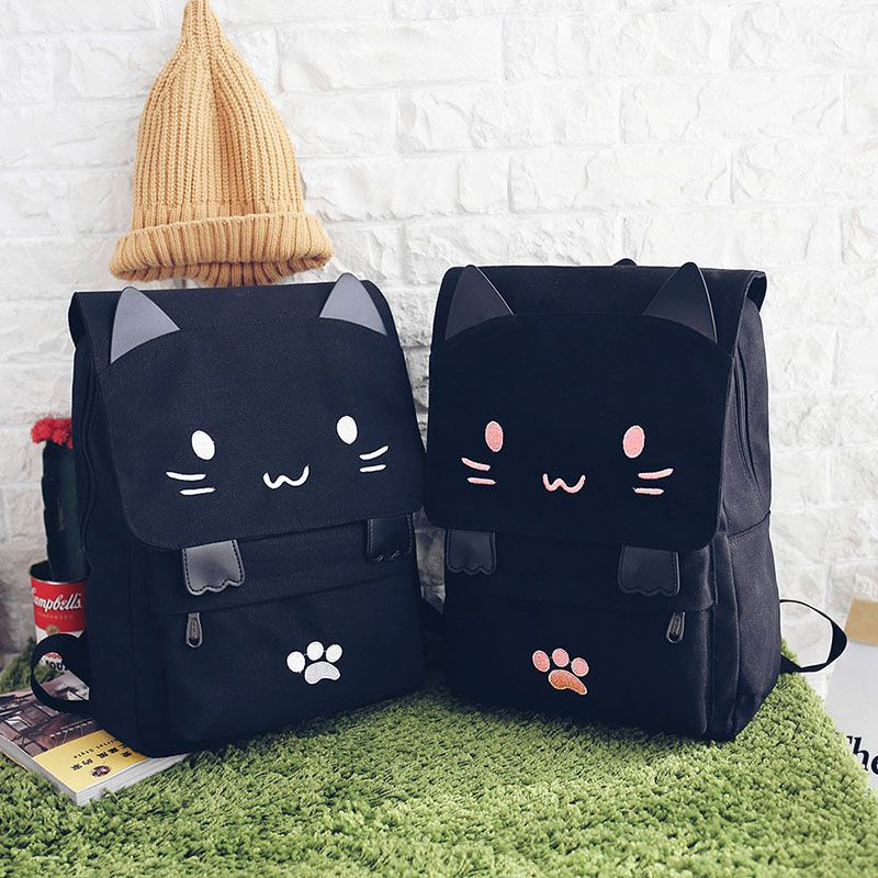 Kawaii Online Store Backpacks on The Demon's Chest