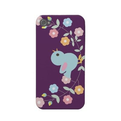 Kawaii bird and flowers iphone 4 case mate cases by girly template kawaii bird and flowers iphone 4 case mate cases by girly template maxwellsz