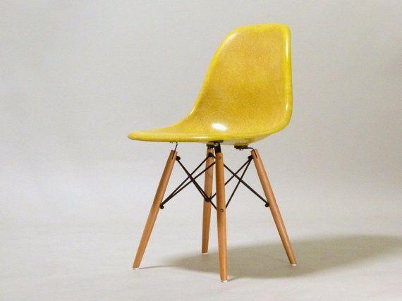 70s Herman Miller Vitra Charles Eames Fiberglass
