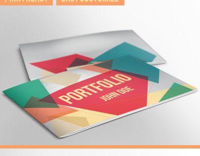 Business Portfolio Brochure - InDesign Template Business
