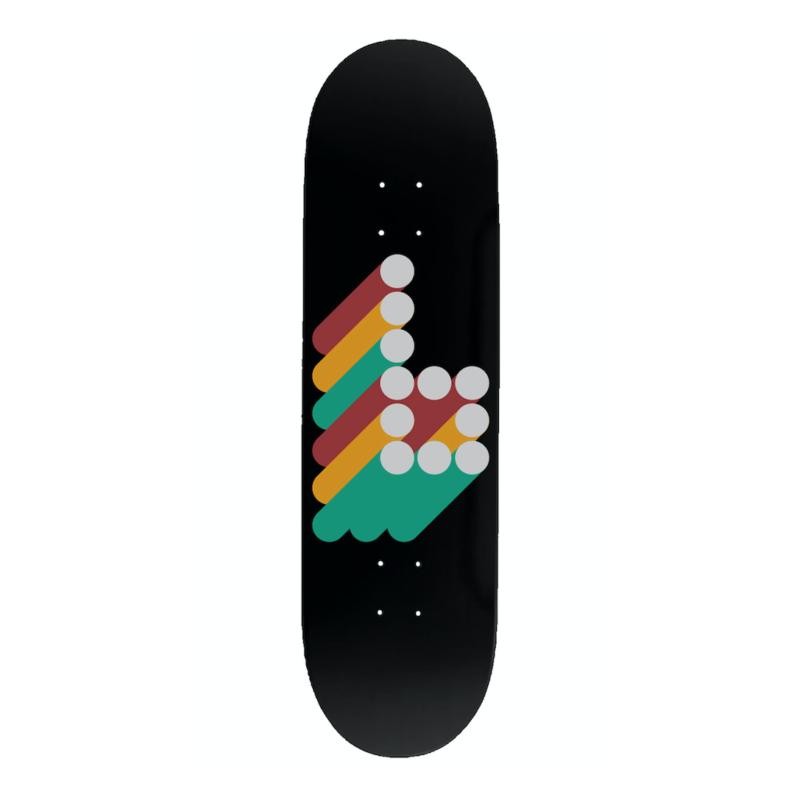 Pre Order 3d B Logo Deck In 2020 Skateboard Skate Art Pre Order