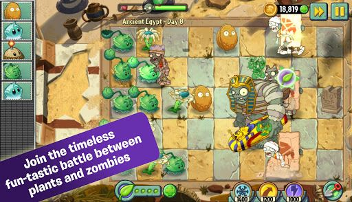 Download Plants Vs Zombies 2 Bar And Apk For Blackberry 10