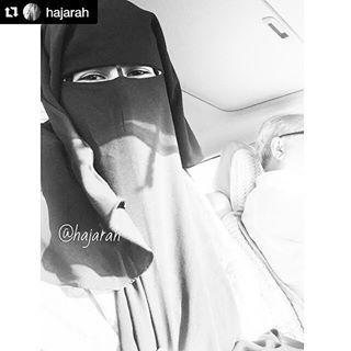 #niqab #niqabi #niqabeauty #blackandwhite by @hajarah