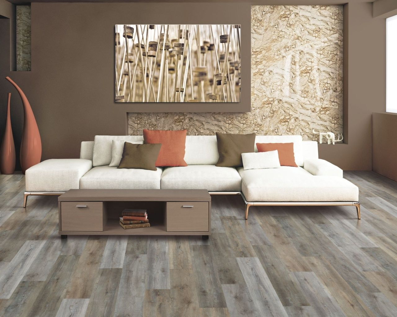 Lifeproof Luxury Vinyl Plank Flooring in 2020 Luxury