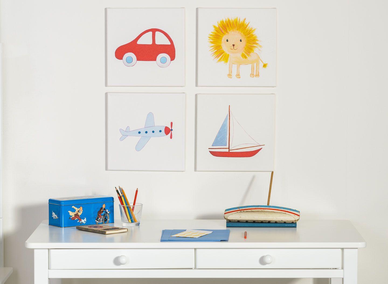 Bilder Fürs Kinderzimmer bilder fürs kinderzimmer spielbettzimmer blau