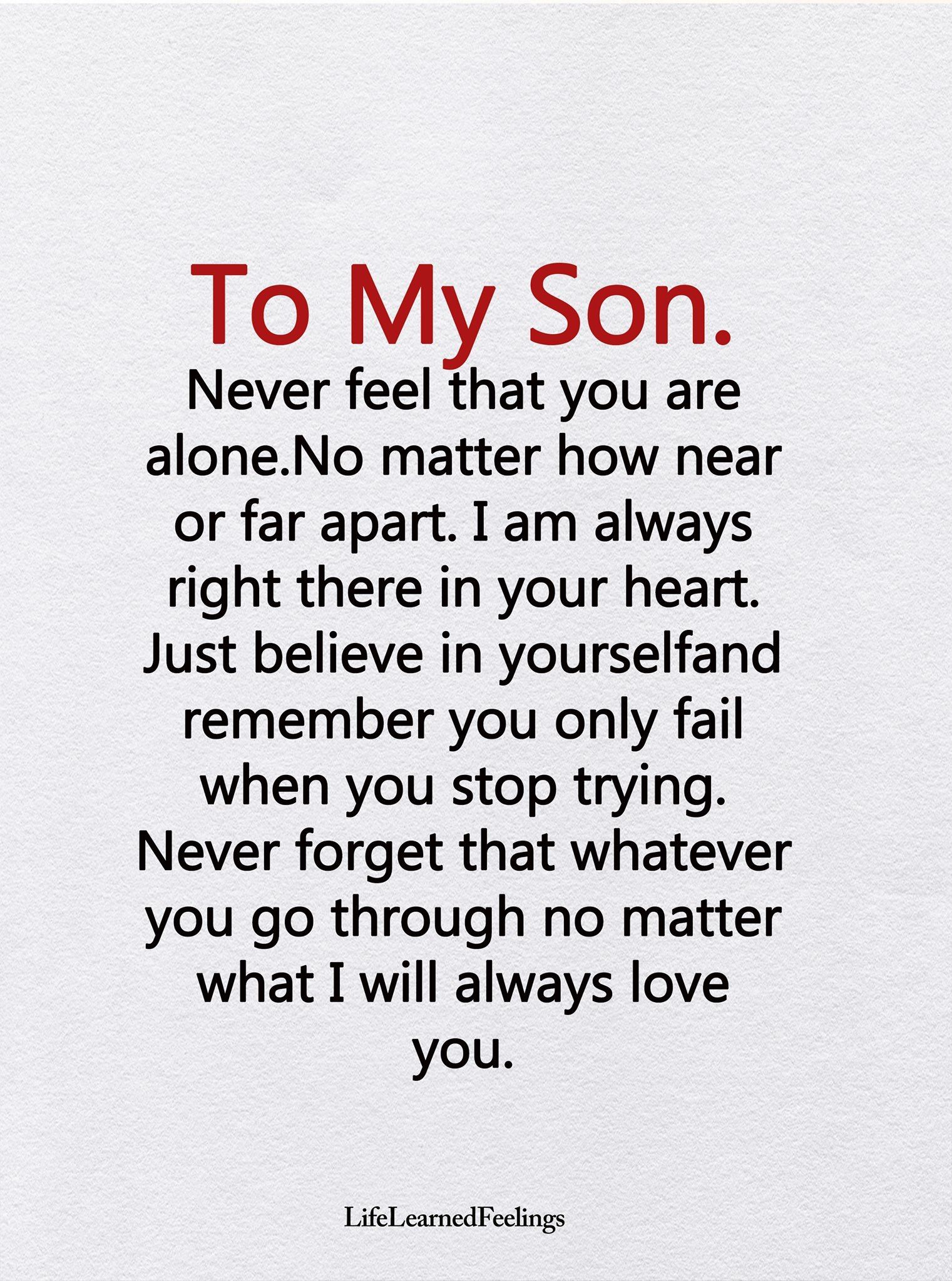 Pin By Sabrina Jandrasits On For My Sons Mothers Love Quotes Son Quotes From Mom Mother Quotes
