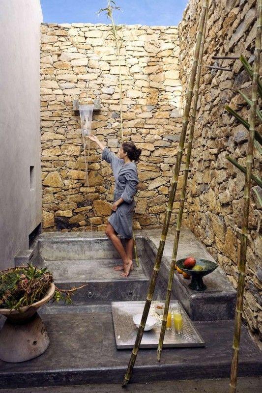 Galleria foto Come realizzare la doccia esterna Foto 40