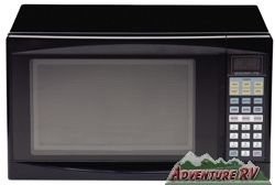 Brown And Crisp Cook Foods Just Like At Home In Your Rv Kitchen Convection Microwave