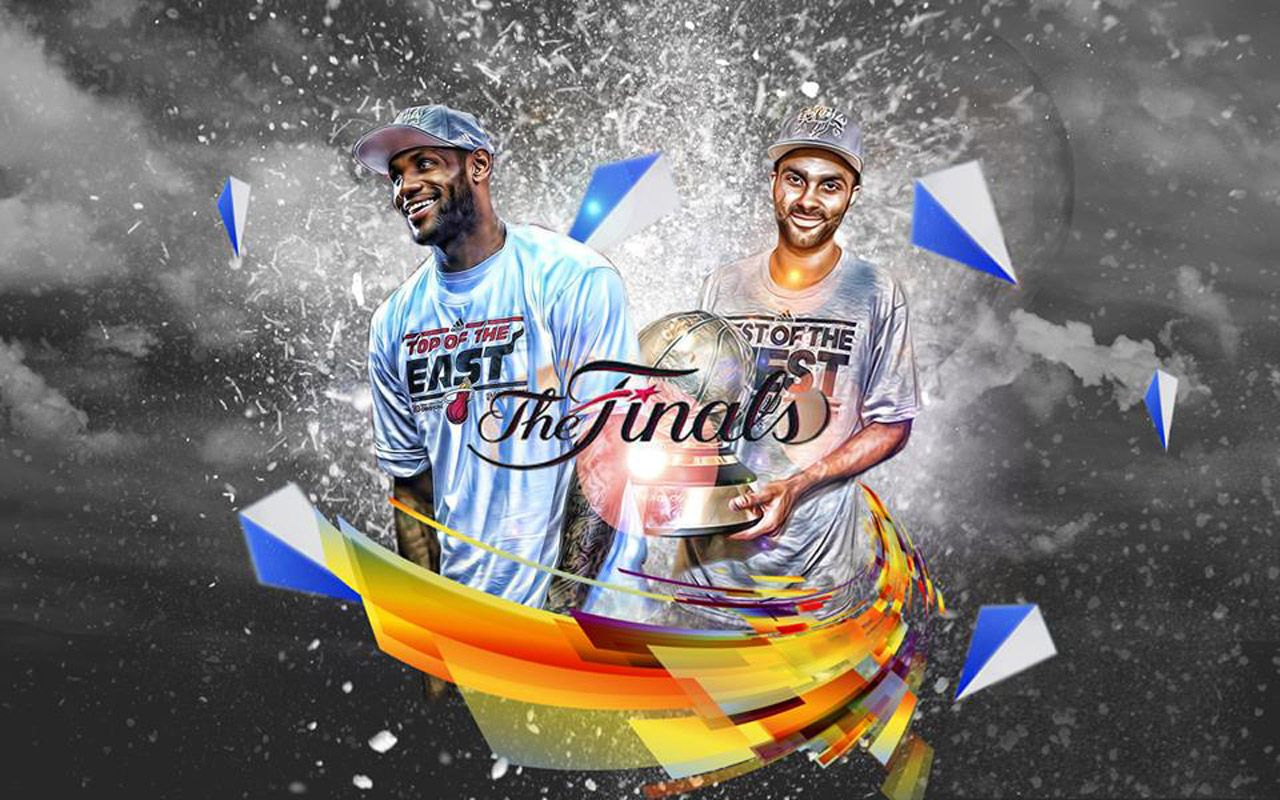 2013 NBA Finals are very close http//www