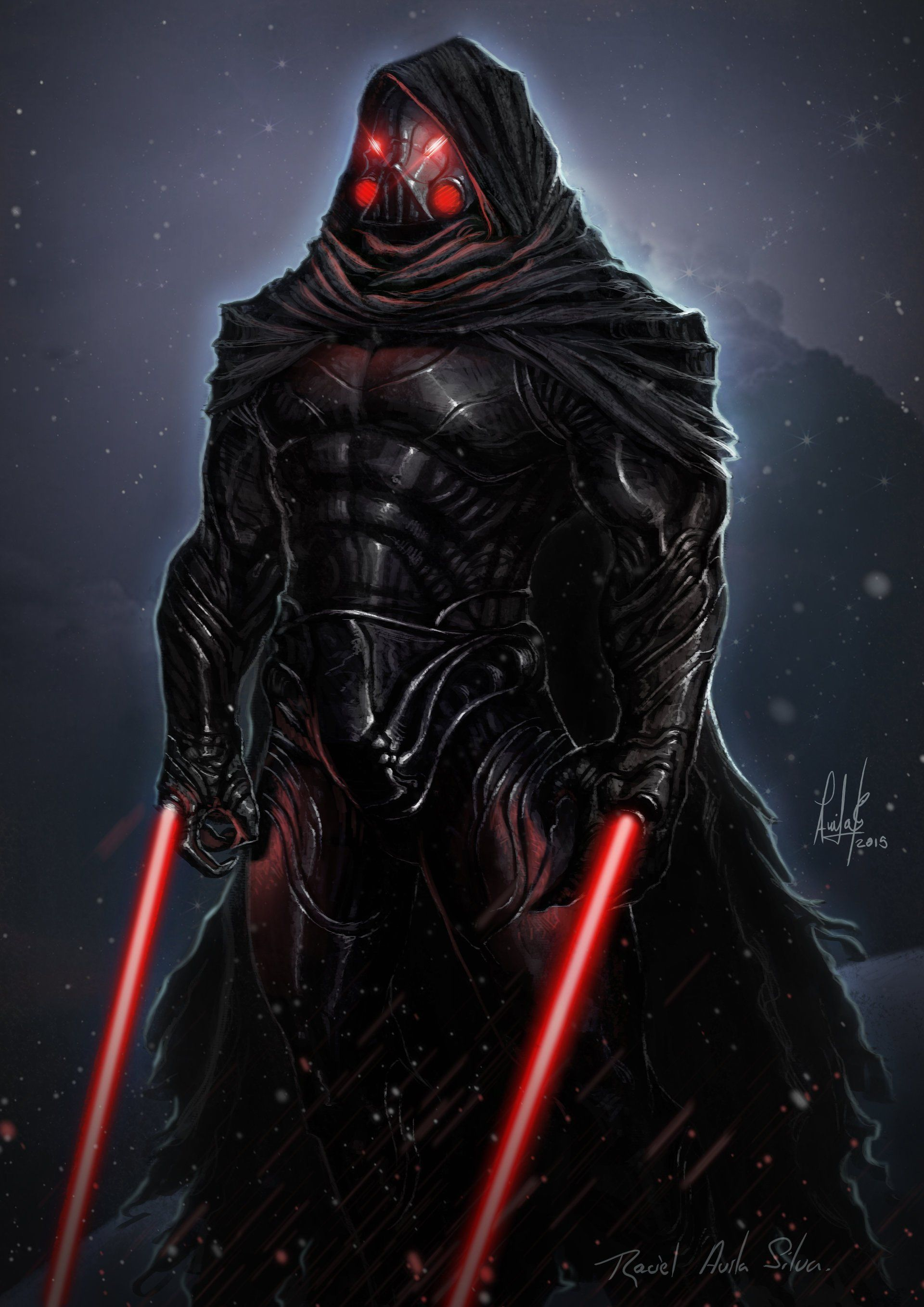 35 Alternate Darth Vaders That Will Turn You to the Dark ...