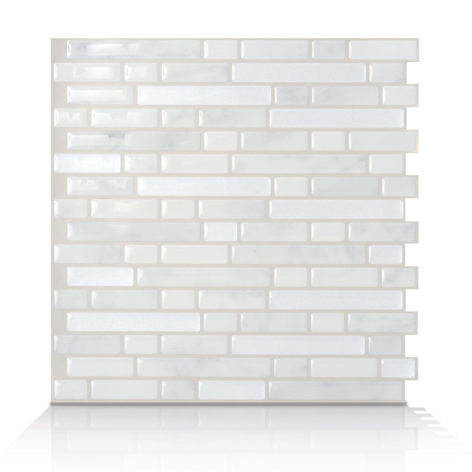 SMART TILES / Peel 'n Stick Wall Tiles / $57[1]