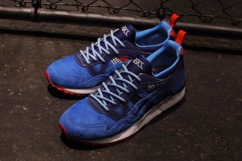 "Mita x Asics Gel Lyte V ""Dried Rose"" 