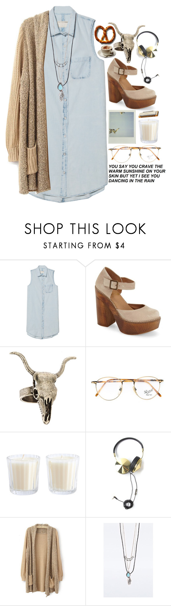 """""""People Hearing without listening."""" by paper-faces-on-parade ❤ liked on Polyvore featuring rag & bone, Steven by Steve Madden, Mixology NYC, Persol and Frends"""