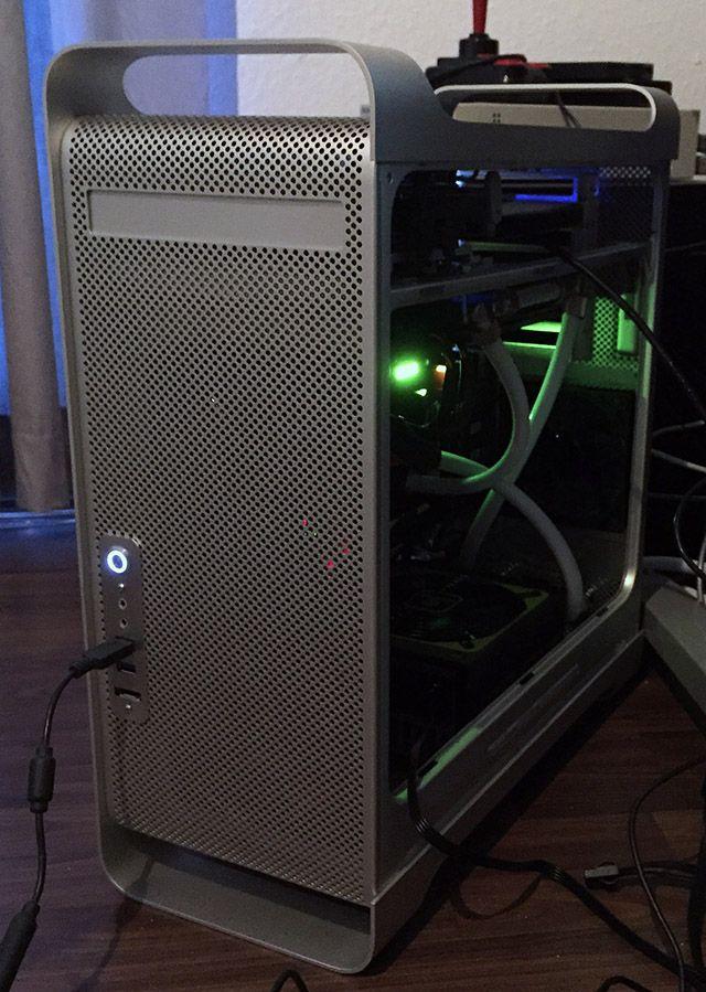 High Quality Mein Powermac G5 ATX Umbau