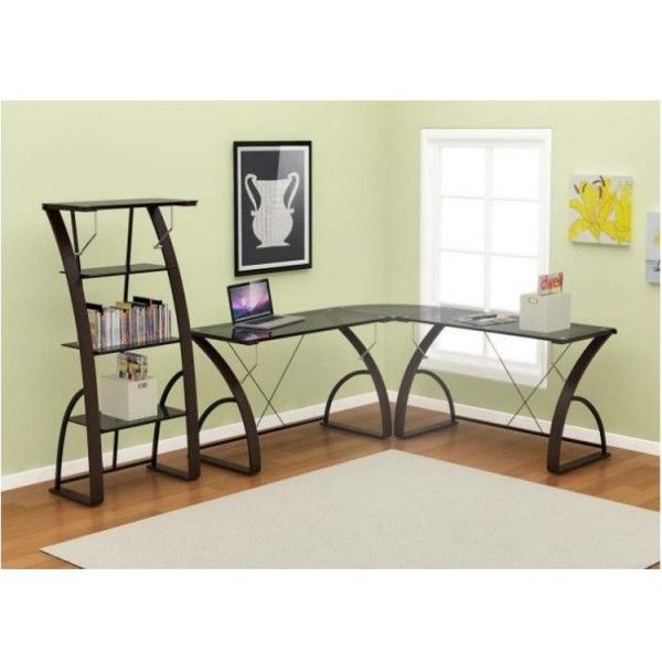 Z Line Designs Bentwood Office Collection Bookcase ZL750003B CONNS